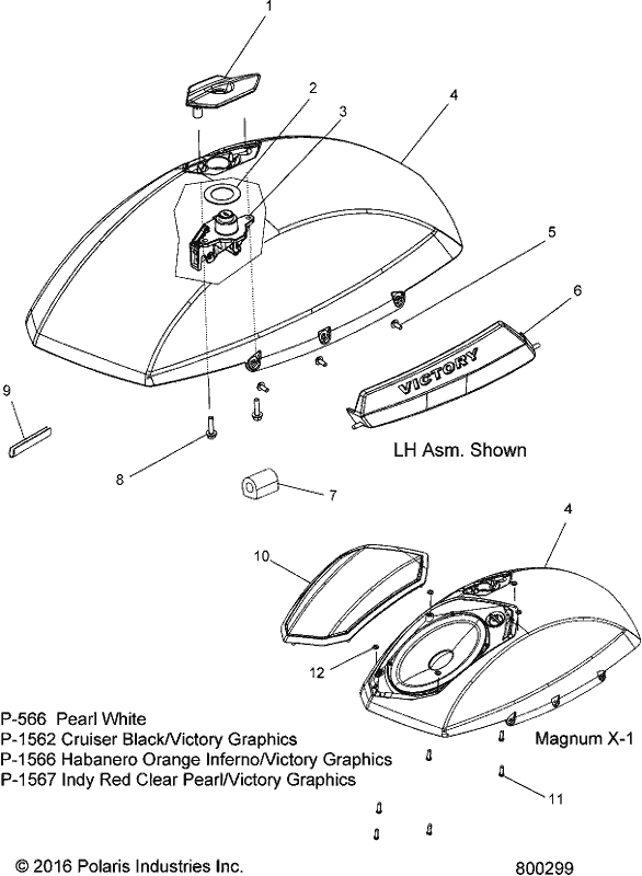 victory motorcycle speaker wiring diagram